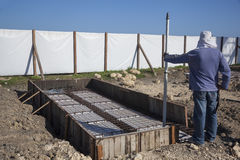 Formwork stock photos