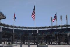 Formy ciągła pole, Cleveland, OH Zdjęcia Royalty Free