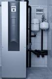 Fornace geotermica fotografia stock libera da diritti