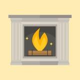 Camino innesta l 39 icona disegno di natale illustrazione for Software di progettazione della pianta della casa