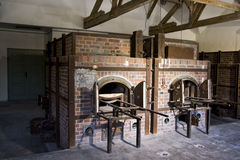 Fornaci del Crematorium Immagini Stock