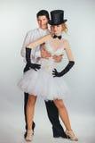 Fornalów dźwignięcia w ręki blondynki pannie młodej Obraz Royalty Free