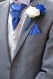 Fornal, bestman w kostiumu Zdjęcie Stock