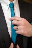 Fornala krawat Obraz Royalty Free