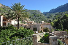 Fornalutx, Majorca Royalty Free Stock Photography