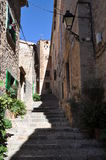 Fornalutx, Majorca Royalty Free Stock Image
