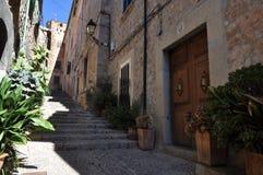 Fornalutx, Majorca Royalty Free Stock Photos