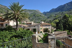 Fornalutx, Majorca Royalty Free Stock Photos