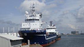 Fornecedor marinho Foto de Stock