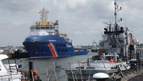 Fornecedor marinho Imagens de Stock