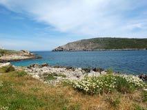 Fornells Coast, Menorca Royalty Free Stock Photography