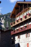 Forni Alpine Royalty Free Stock Image
