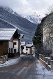 Forni Snow Royalty Free Stock Photo