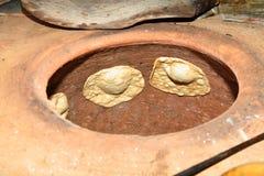 Forno de Tandoori imagens de stock royalty free