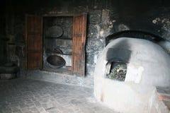 Forno del monastero fotografia stock libera da diritti