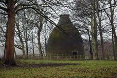 Forno delle terraglie di Waterloo, stagni delle terraglie, Swinton Immagini Stock Libere da Diritti