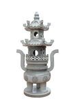Forno di marmo del cinese tradizionale Fotografia Stock