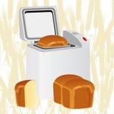 Forno do pão Imagens de Stock Royalty Free