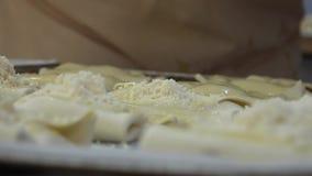 Forno e panino dolce archivi video