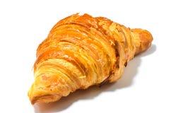 Forno francese del croissant Fotografia Stock Libera da Diritti