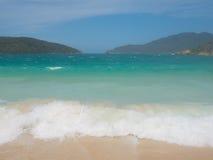 Forno plaża w Arraial Robi Cabo obraz royalty free