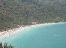 Forno-Strand in Arraial tun Cabo stockfotografie