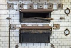 Forno velho do pão usado no monastério Fotos de Stock Royalty Free