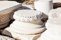 Forntid Roman Colon Arkivfoton