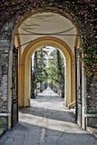 forntida ärke- arkitekturport italy rome Royaltyfri Fotografi