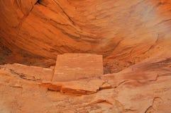 Forntida Anasazi by Fotografering för Bildbyråer