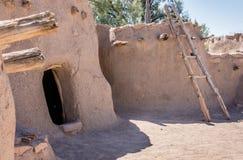 Forntida Anasazi Pueblo Royaltyfri Fotografi