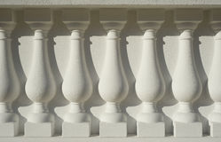 Forntida arkitektonisk kolonn Royaltyfri Fotografi
