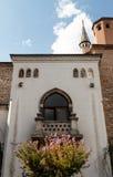 Forntida arkitektur, Topkapi slott Royaltyfri Foto