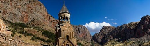 forntida armenierkyrka Arkivbild