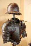 forntida armor arkivfoton