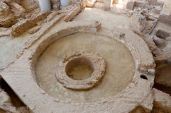 forntida athens greece Royaltyfri Foto