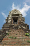 forntida ayutthayaprang Royaltyfria Foton