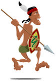 forntida aztec Royaltyfria Bilder