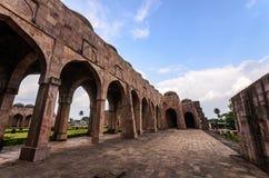 Forntida bågar Indien Arkivbilder