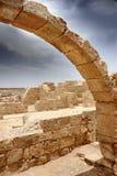 forntida båge Arkivbild