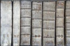 forntida böcker Royaltyfri Foto