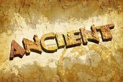 forntida bakgrund arkivbild