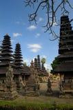 forntida bali indonesia tempel Arkivbild