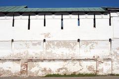Forntida befästning Royaltyfri Foto
