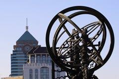 forntida beijing observatorium Arkivfoto