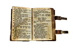forntida bok Fotografering för Bildbyråer