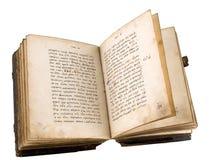 forntida bok Arkivfoton