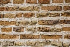 forntida brickwork Royaltyfri Foto