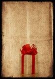 forntida brunt papper Arkivfoto