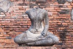 forntida buddha royaltyfria foton